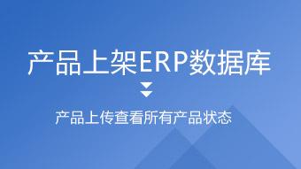 产品上架ERP数据库